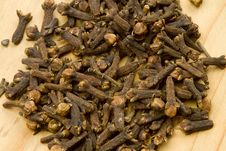 Free Dried Clove Spice Stock Images - 17747284