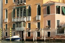 Free Architecture In Venice Stock Image - 17747651