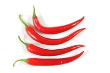 Free Peppers Royalty Free Stock Image - 17748536
