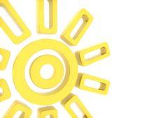 Abstract Sun Stock Photos
