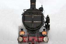 Free Steam Locomotive Royalty Free Stock Photos - 17749948