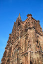Free Cathedral Of Strasbourg Royalty Free Stock Photo - 17750765