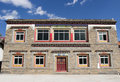 Free Stone House In Tibet Stock Photography - 17752662