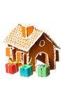 Free Christmas Gingernut House Stock Images - 17753664