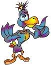 Free Rainbow Bird Royalty Free Stock Images - 17755979