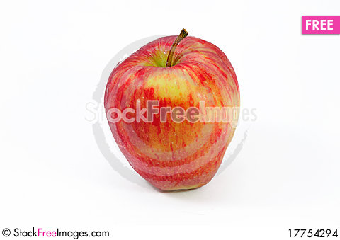 Free Single Apple Stock Images - 17754294