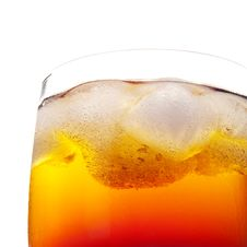 Free Drink In A Glass Royalty Free Stock Photos - 17750158