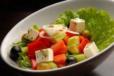 Free Vegetable Salad Stock Photos - 17750223