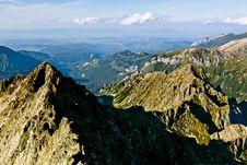 Free Mountain Landscape Stock Photos - 17750543
