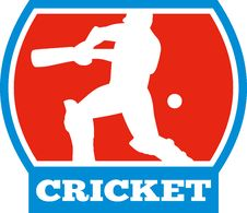 Free Cricket Sports Player Batsman Stock Photos - 17750783