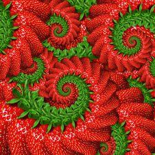 Free Background Of Ripe Strawberry Royalty Free Stock Photos - 17751598