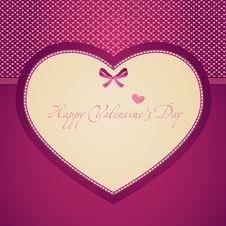 Free Design For Valentine S Card Stock Image - 17752141