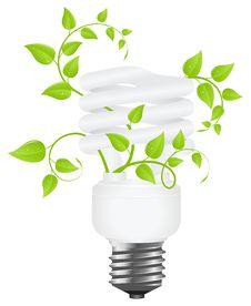 Free Power Saving Royalty Free Stock Images - 17752259
