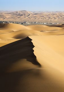 Free Sand Desert Stock Photos - 17752263