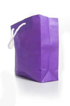 Free Paper Bags. Royalty Free Stock Photo - 17753055