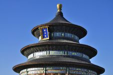 Free Temple Of Heaven ,Beijing,China Stock Photo - 17753550