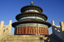 Temple Of Heaven ,Beijing,China Stock Photo