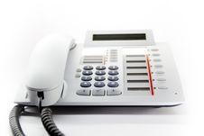 Free Desktop Phone Stock Photo - 17754050
