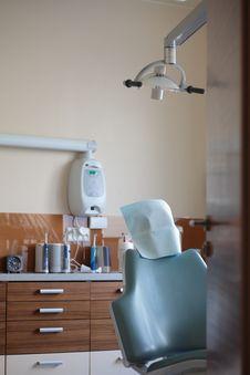 Free Stomatologist Medical Room. Stock Photo - 17754210