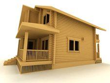 Free Wooden House Stock Photos - 17754223