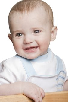 Free Smile Of A Child Royalty Free Stock Photos - 17755538