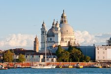 Free Church In Venice Royalty Free Stock Photography - 17755617