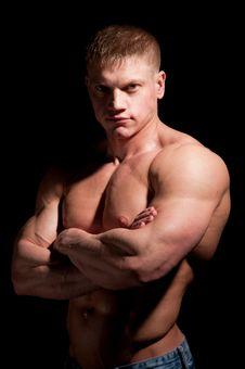 Free Bodybuilder Stock Photos - 17755713