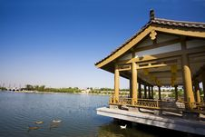 Free Qujiang Pool Relic Park Royalty Free Stock Photography - 17756817