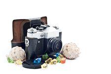 Free Retro Analog Camera Royalty Free Stock Photos - 17757098