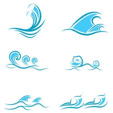 Free Sea Waves Royalty Free Stock Photography - 17757737