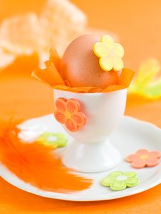 Free Easter Egg Royalty Free Stock Photography - 17758097