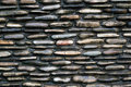 Free Wall Of Wet Stones Royalty Free Stock Photos - 17762048