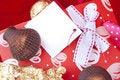 Free Chocolates With Celebratory Packing Stock Images - 17763154