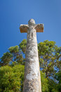 Free Old Stone Cross Stock Photo - 17766500