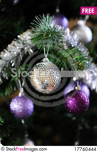 Free Christmas Decoration Stock Images - 17760444