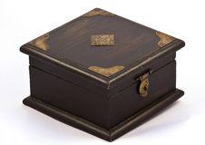 Antique Box Royalty Free Stock Image