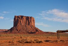 Free Monument Valley Royalty Free Stock Photography - 17761267