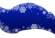 Free Abstract Winter Background Stock Photography - 17761582