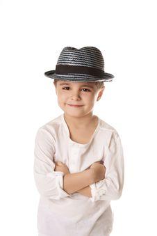 Free Smiling Boy Royalty Free Stock Photo - 17762085