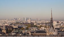 Free View Of Paris. France Royalty Free Stock Images - 17763449