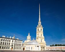Free Peter And Paul Cathedral, Saint Petersburg Stock Photos - 17764323