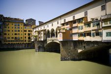 Free Firenze, Ponte Vecchio Stock Images - 17764584