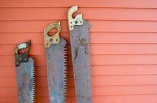 Free Tools At Barn Royalty Free Stock Image - 17764926