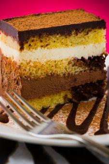 Free Chocolate Mousse Stock Image - 17766351