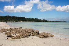 Free Rangiputa Beach, Northland, New Zealand 3 Royalty Free Stock Photo - 17767545