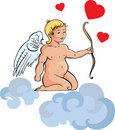 Free Illustration Of Cupid Stock Photo - 17774230