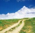 Free Road Lane To Sky. Royalty Free Stock Image - 17779356