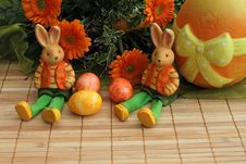 Free Easter Decoration Royalty Free Stock Photo - 17770815
