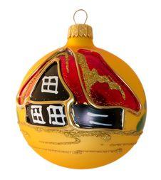 Free Christmas Ball Stock Photography - 17772772