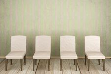 Free Four Chairs Stock Images - 17772974